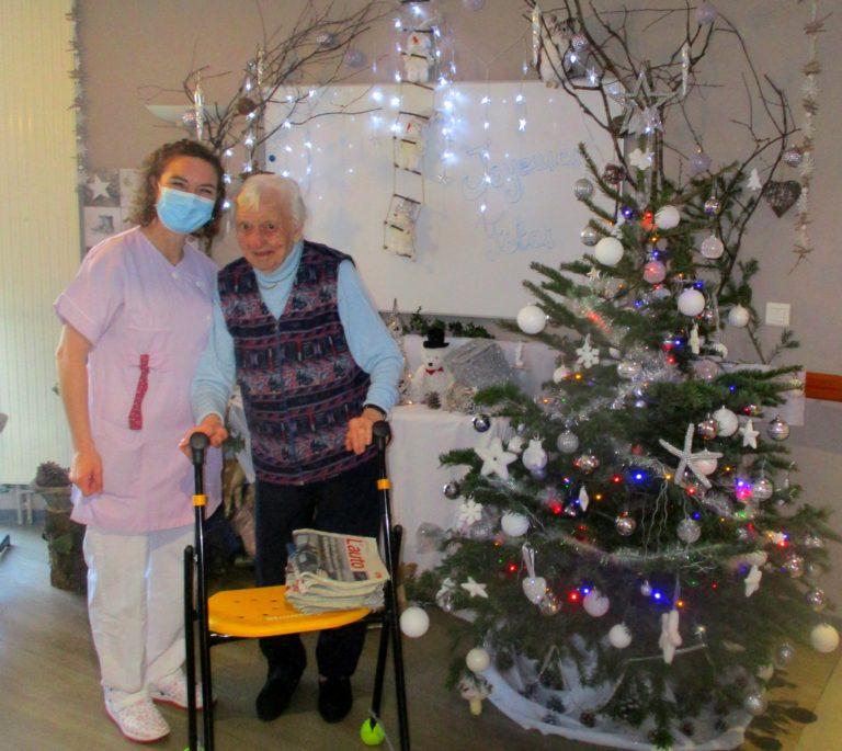 Les Oréades : Les fêtes de Noël et du réveillon. Les préparatifs pour les fêtes et les animations en décembre.