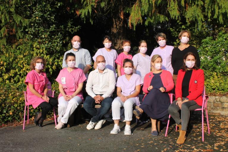 Octobre Rose : les Résidences Mareva soutiennent La Vannetaise